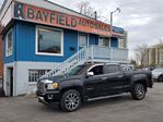 2017 GMC Canyon Denali Crew Cab 4x4 **Leather/Navigation** in Barrie, Ontario