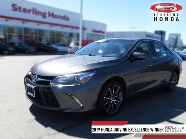 2015 Toyota Camry XSE | NAVIGATION | SUNROOF | NO ACCIDENTS in