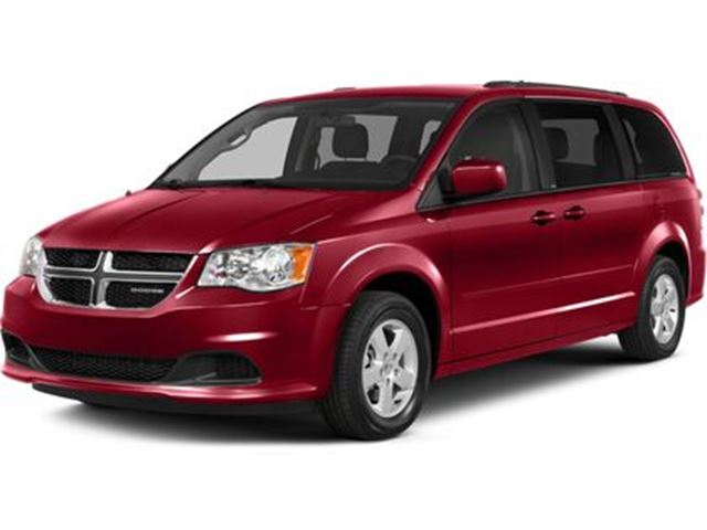 2013 DODGE GRAND CARAVAN SE/SXT in Coquitlam, British Columbia