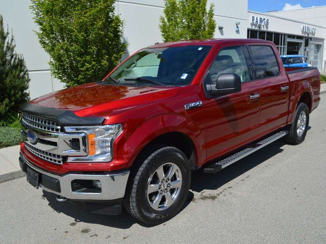 2018 Ford F-150 XLT-ACCIDENT-FREE,6 PASSENGER, REARVIEW CAMERA in