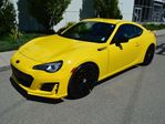 2017 Subaru BRZ SPORT-TECH- ONE-OWNER, LEATHER, NAVIGATION, PUSH BUTTON START in Kamloops, British Columbia