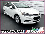2016 Chevrolet Cruze LT+Camera+Heated Seats+Remote Start+Apple Play+XM+ in London, Ontario