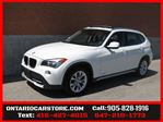 2012 BMW X1 xDrive28i LEATHER SUNROOF !!!1 OWNER NO ACCIDEN in Toronto, Ontario