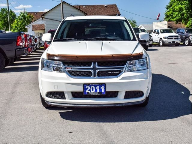 2011 Dodge Journey Canada Value Package in