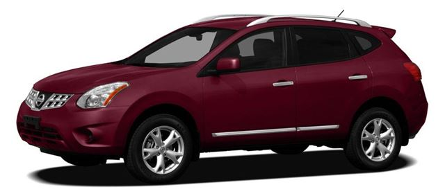 2011 Nissan Rogue           in
