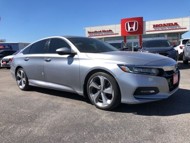 2018 Honda Accord  Touring CVT in