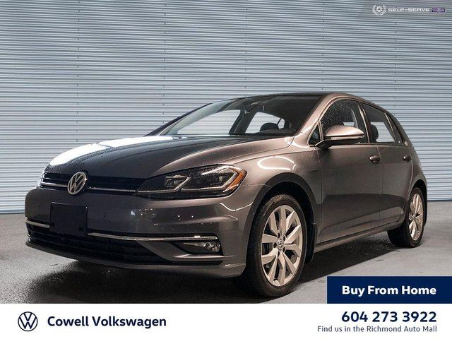 2018 VOLKSWAGEN GOLF 5-Dr 1.8T Highline 6sp at w/Tip in Richmond, British Columbia