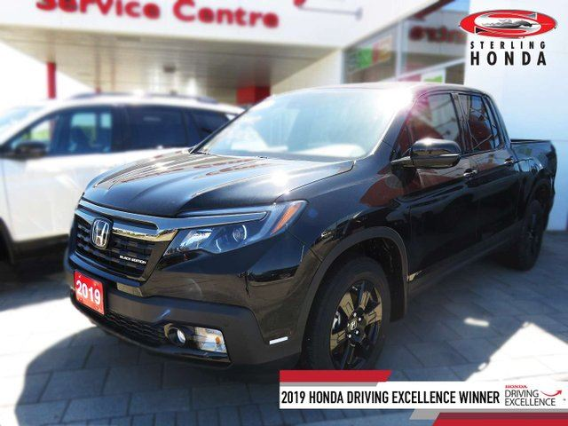 2019 Honda Ridgeline BLACK EDITION | SALE PRICE!! | BRAND NEW | NAVIGATION | LEATHER in