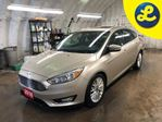2018 Ford Focus Titanium * Sunroof * Heated Leather Seats * Heated in Cambridge, Ontario