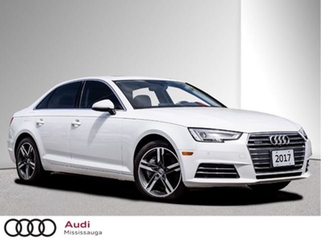 2017 AUDI A4           in Mississauga, Ontario
