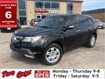 2007 Acura MDX 4WD Leather Navigation Moonroof Back Up Camera in St Catharines, Ontario