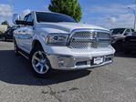 2015 Dodge RAM 1500 Laramie  Low Km / Loaded / Quad Cab / Tonneau in Surrey, British Columbia