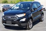 2018 Ford EcoSport Titanium in Lower Sackville, Nova Scotia