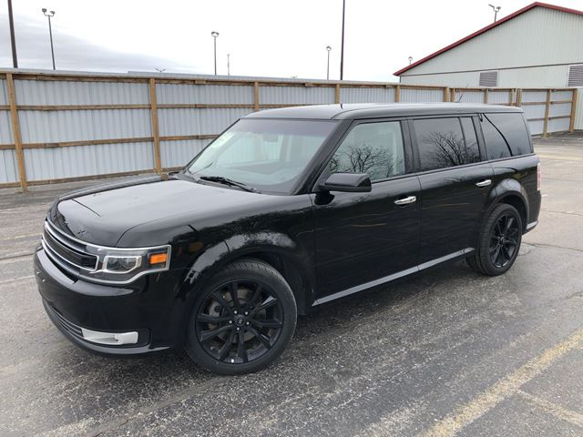 2018 Ford Flex LIMITED in