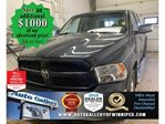 2018 Dodge RAM 1500 Outdoorsman 4x4 Crew *ONLY 21,167 KMS ! (Incoming) in Winnipeg, Manitoba