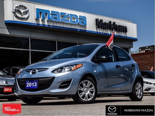 2013 Mazda MAZDA2 Auto GX Finance available Trade in Accepted in