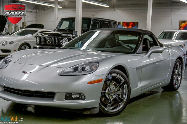 2009 Chevrolet Corvette CONVERTIBLE  AUTO in