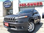 2015 Jeep Cherokee Limited in Toronto, Ontario