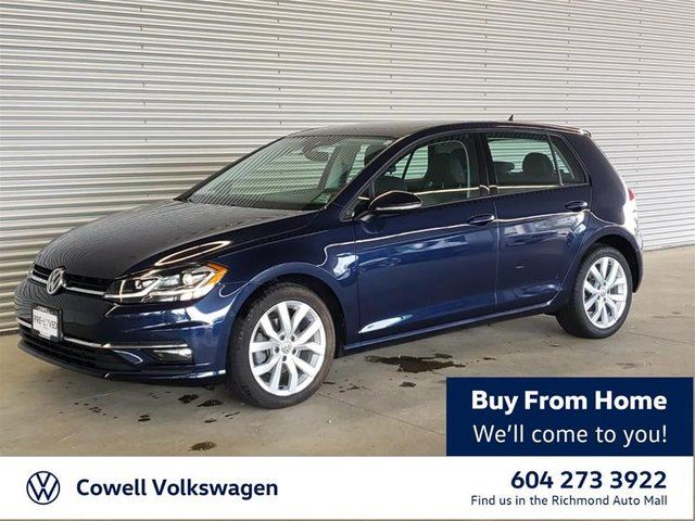 2018 VOLKSWAGEN GOLF 5-Dr 1.8T Highline 5sp in Richmond, British Columbia