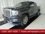 2017 GMC Sierra 1500 Denali *Always Owned In The Prairies!* in Winnipeg, Manitoba