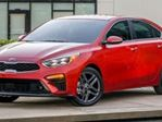 2019 Kia Forte EX PLUS Accident Free, Heated Seats, Sunroof, Back-up Cam, Bluetooth, A/C, - Used Kia Dealer in Sherwood Park, Alberta
