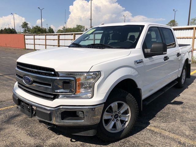 2018 Ford F-150 XLT in