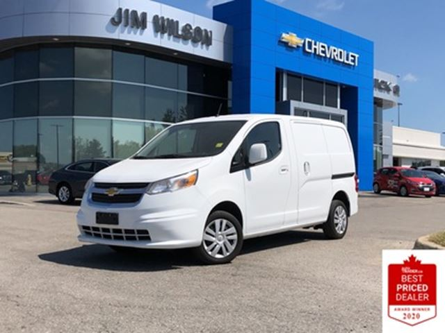 2015 Chevrolet City Express LT AIR BLUETOOTH REAR PARK ASSIST LOW KMS in