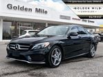 2016 Mercedes-Benz C-Class C300|4 Matic|Leather|Pano Roof|Navi|Back-Up Cam|Heated Seats in North York, Ontario