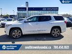 2017 GMC Acadia DENALI/COLLISON ALERT/NAVI/HEATED COOLED SEATS in Edmonton, Alberta