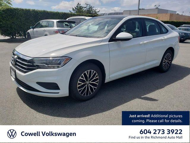 2019 VOLKSWAGEN JETTA Highline 1.4T 8sp at w/Tip in Richmond, British Columbia