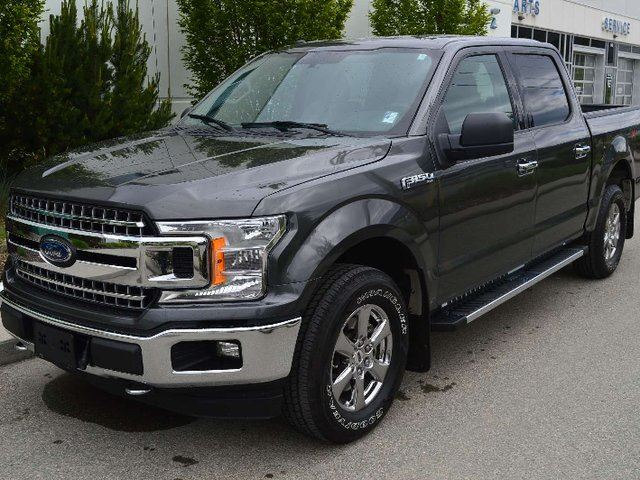 2018 Ford F-150 XLT-6 PASSENGER, REARVIEW CAMEA, BLUETOOTH in