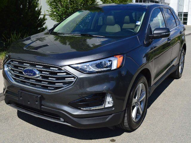 2019 Ford Edge SEL-NAVIGATION, MOONROOF, HEATED LEATHER SEATS in