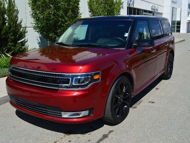 2019 Ford Flex LIMITED- 7 PASSENGER, MOONROOF, NAVIGATION, HEATED SEATS in