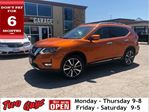2017 Nissan Rogue AWD Leather Navigation Sunroof in St Catharines, Ontario