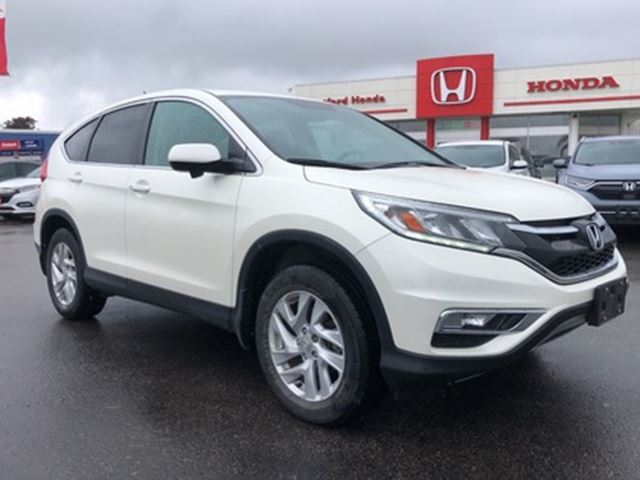 2016 Honda CR-V AWD 5dr EX-L in
