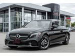 2019 Mercedes-Benz C-Class Cabriolet NAV BACKUP CAM HEATED SEATS BURMESTER in Mississauga, Ontario