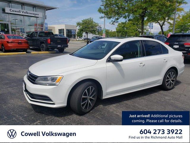 2016 VOLKSWAGEN JETTA  Comfortline 1.8T 6sp at w/ Tip in Richmond, British Columbia