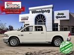 2017 Dodge RAM 1500 Longhorn - Navigation - Cooled Seats in Winnipeg, Manitoba