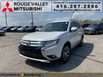 2017 Mitsubishi Outlander AWD Touring Package (NO ACCIDENTS!!!) in Scarborough, Ontario