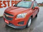 2016 Chevrolet Trax LT WE ARE NOW OPEN!  PLEASE CALL TO BOOK APPOINTMENT! in Oshawa, Ontario