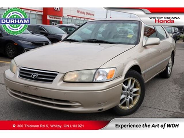 2001 TOYOTA CAMRY 4dr Sdn XLE V6 Auto in Whitby, Ontario