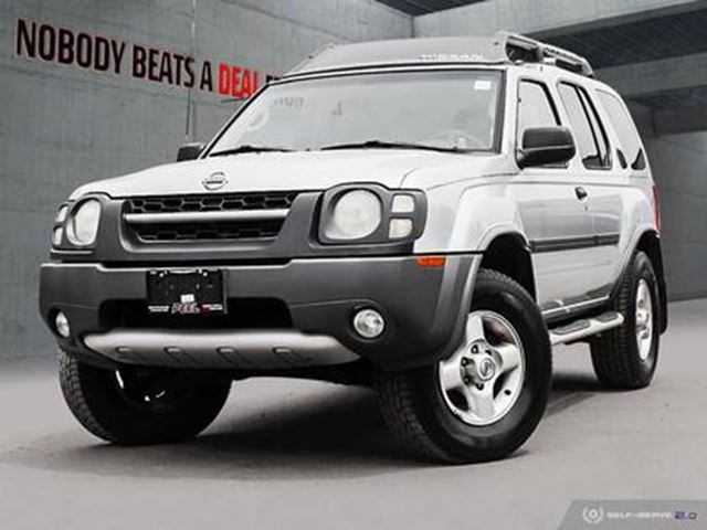 2003 NISSAN XTERRA 4dr XE 4WD V6 Auto in Mississauga, Ontario