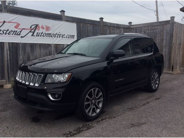 2015 JEEP COMPASS Limited in Ottawa, Ontario