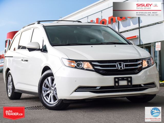 2016 HONDA ODYSSEY 4dr Wgn EX-L w-RES in Thornhill, Ontario
