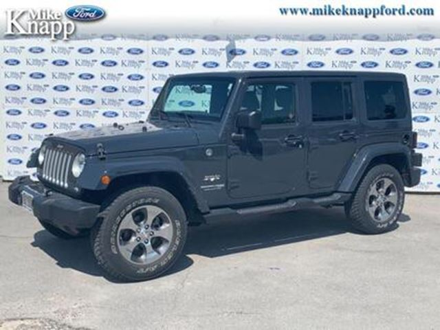 2018 JEEP WRANGLER Unlimited           in Welland, Ontario