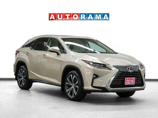 2016 LEXUS RX 350 AWD NAV LEATHER SUNROOF BACKUP CAM in North York, Ontario