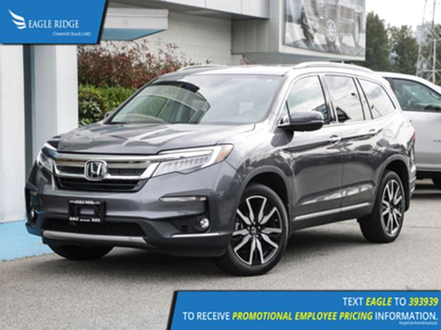 2019 HONDA PILOT Touring Navigation, Heated Seats, Backup Camera in Coquitlam, British Columbia