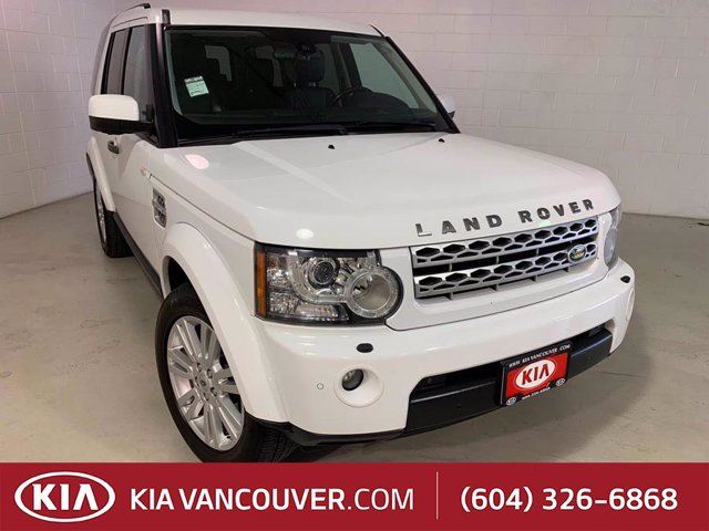 2011 Land Rover LR4 LUX in