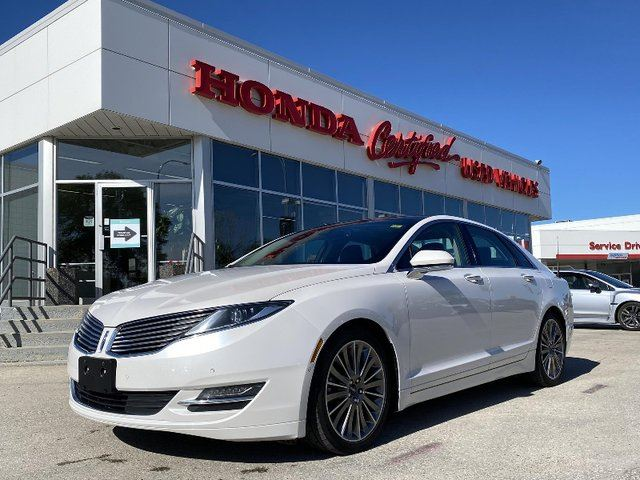 2013 Lincoln MKZ Base AWD | PANOROOF | NAVIGATION in