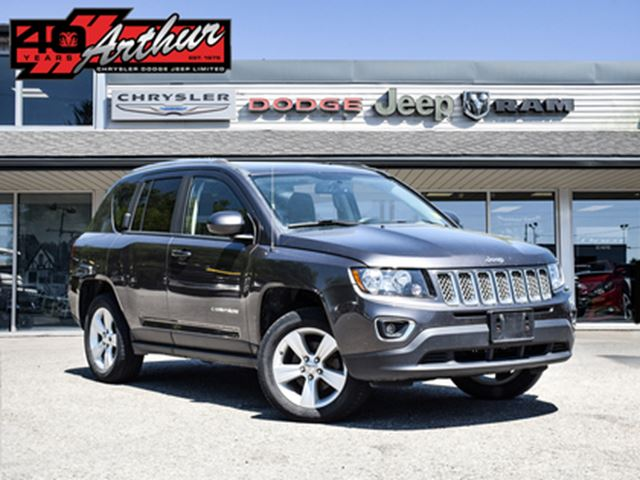 2015 Jeep Compass High Altitude in